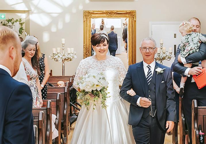 Leasowe castle wirral wedding
