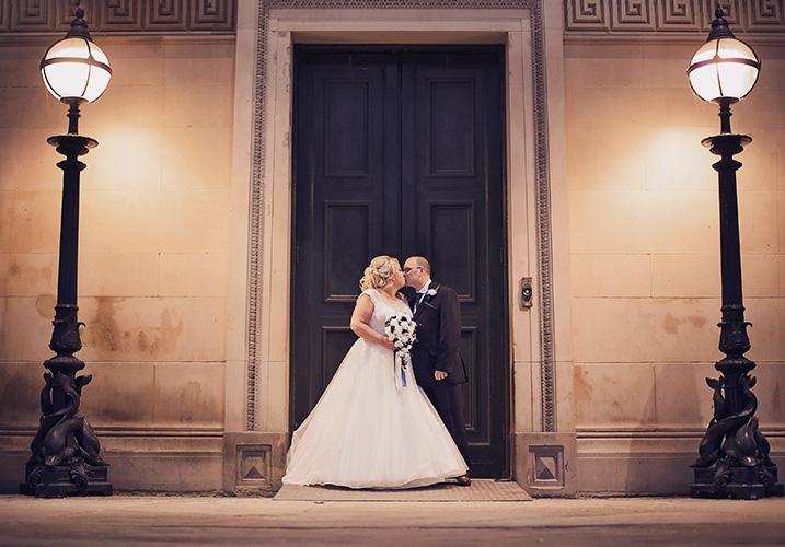 St George's Hall Wedding, Britannia Adelphi Hotel Liverpool.