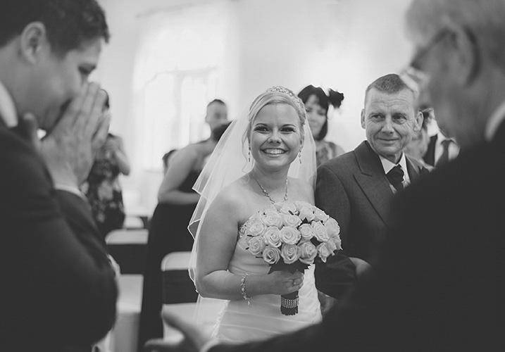 bride and groom wedding Wincham Hall Hotel
