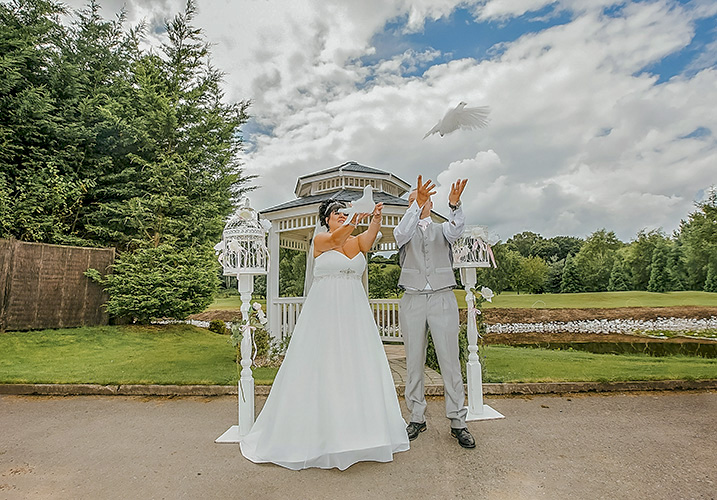 Hartford Golf Club Wedding
