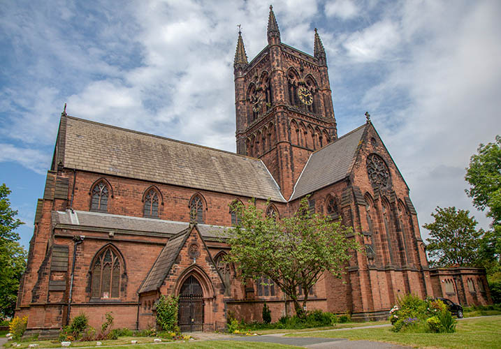 St Mary's Church West Derby Liverpool