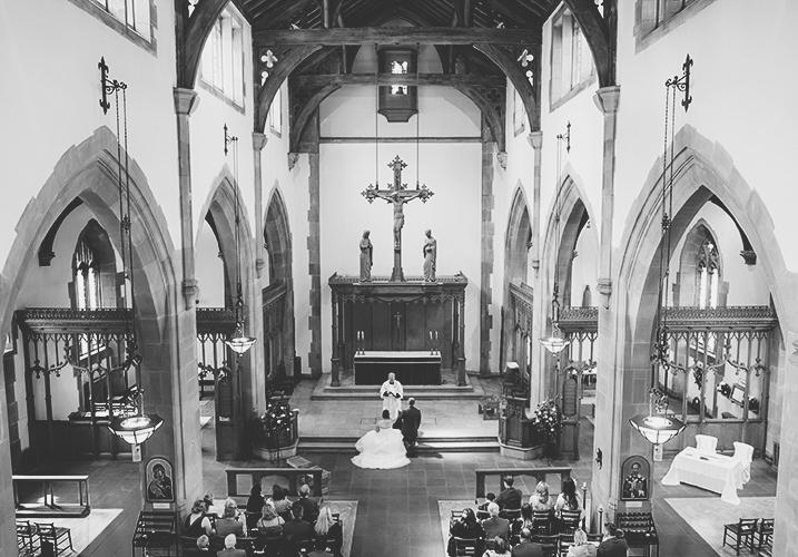 Wedding Our Lady and Saint Nicholas