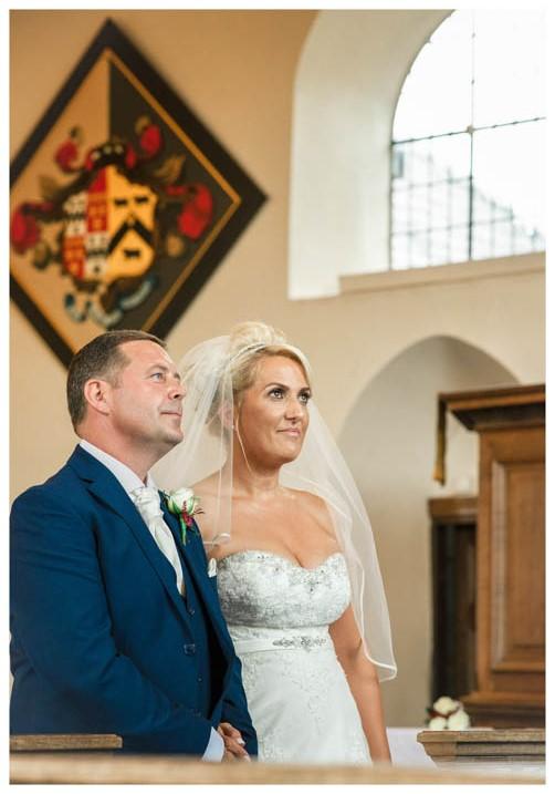 Wedding vows together