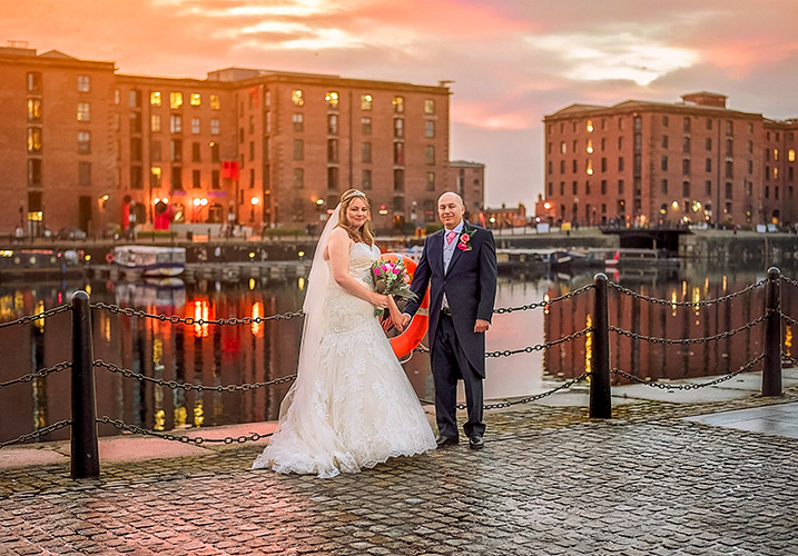 Wedding-Liverpool-Docks