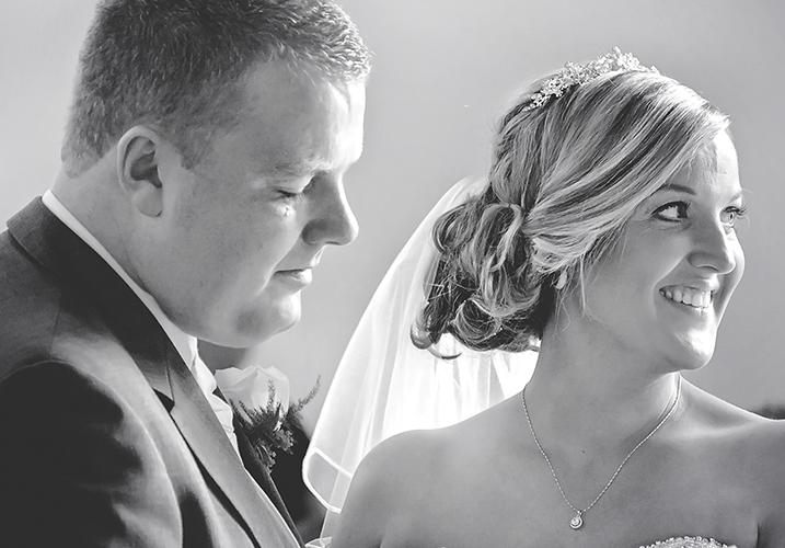 wedding in Bromborough