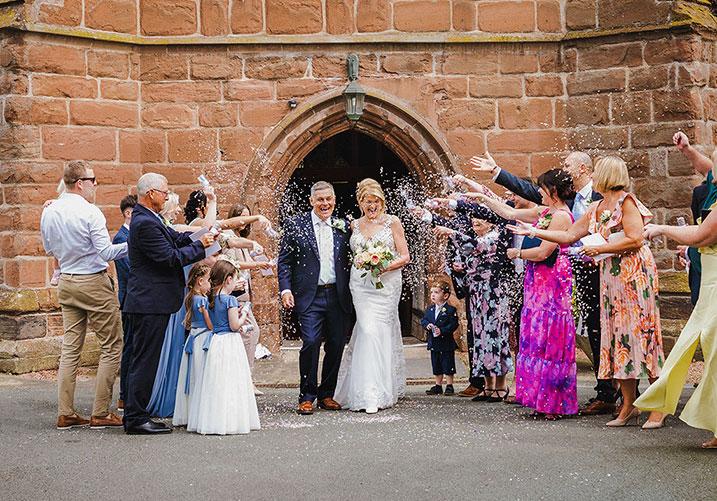 Wedding Photography Holt Wrexham